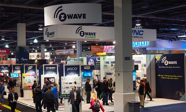 Z-Wave CES 2017