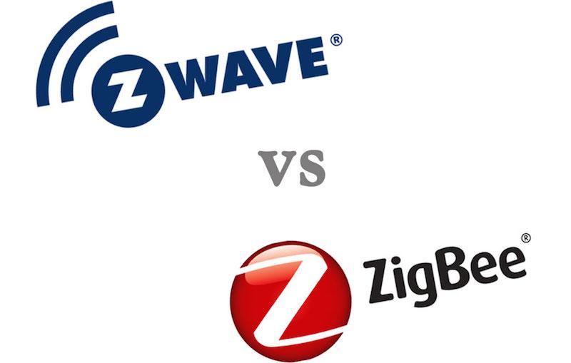 Z-Wave vs. ZigBee