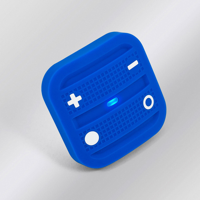 NodOn The Soft Remote (Tech Blue)