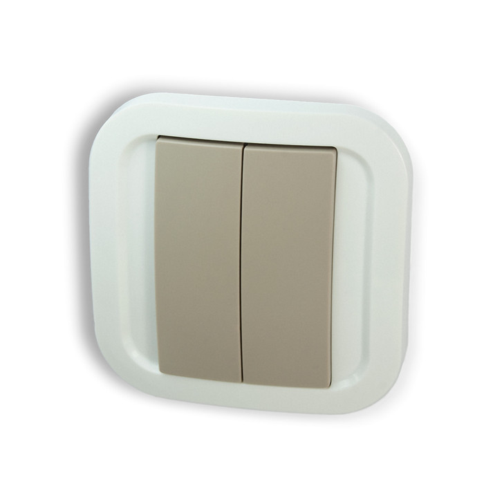 NodOn Wall Switch (Cozy Grey)