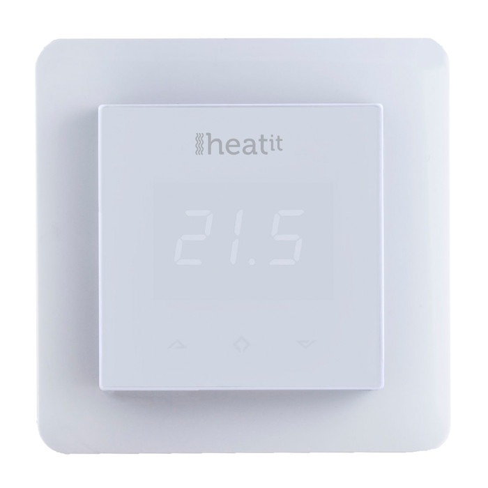 Heatit Wall Thermostat (white)