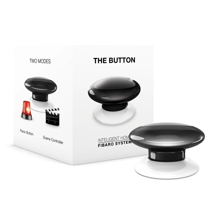 Fibaro The Button (black)