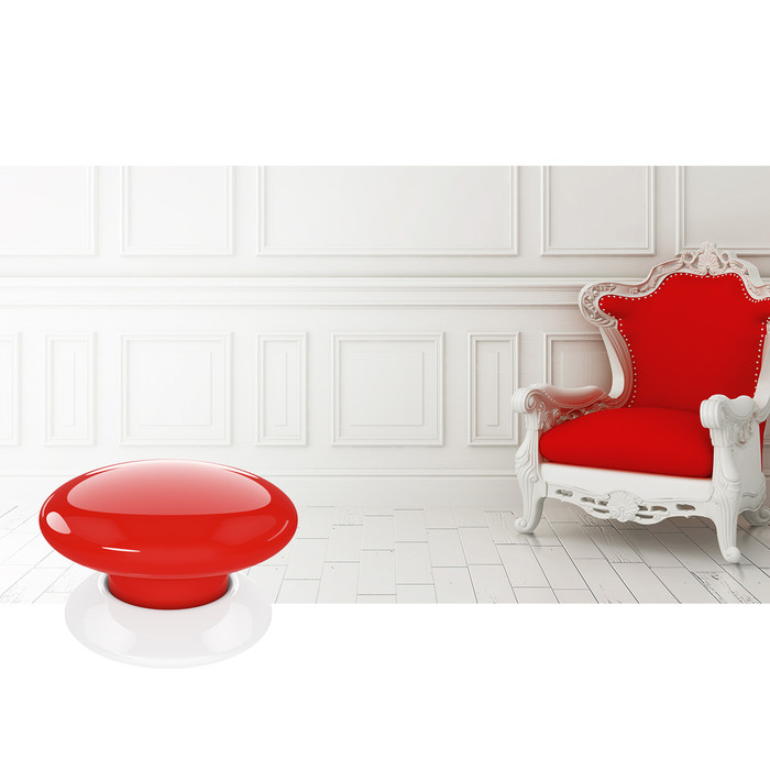 Fibaro The Button (red) - 2