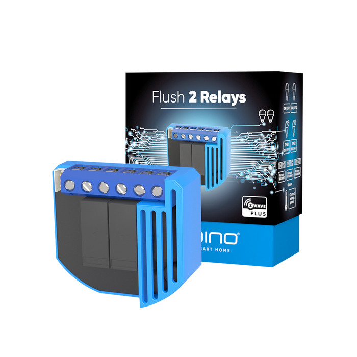 Qubino Flush 2 Relay (2×0.9 kW) - 3